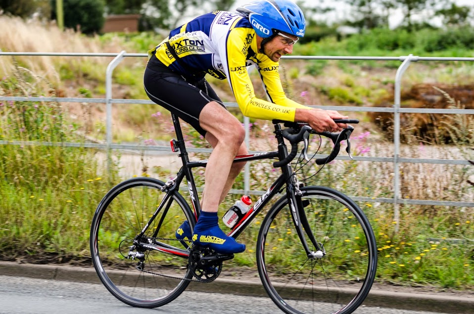 Jon Batt rides the '50' Championship