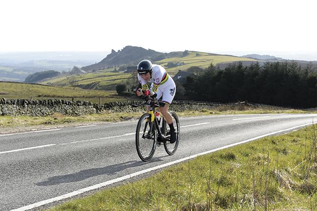 Sarah Storey Buxton Mountain Time Trial