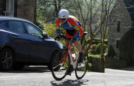 Charles Taylor (South Pennine RC)
